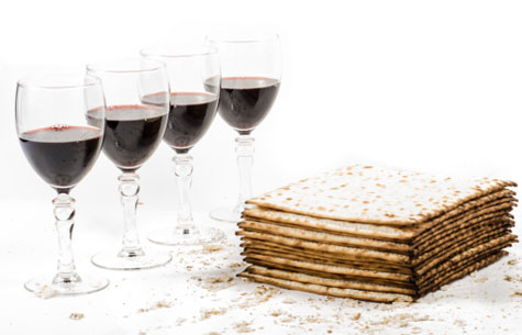 4 Cups Of Wine: A Passover Tradition For Everyone