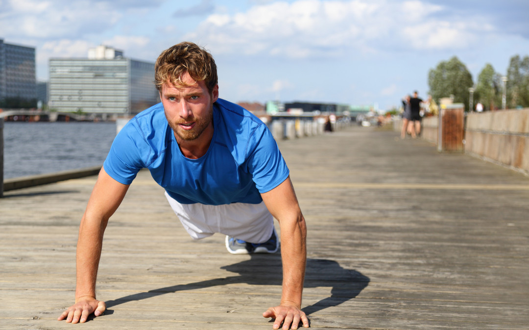 7 minute body workout